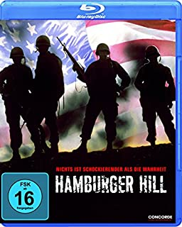 Hamburger Hill [Blu-ray]