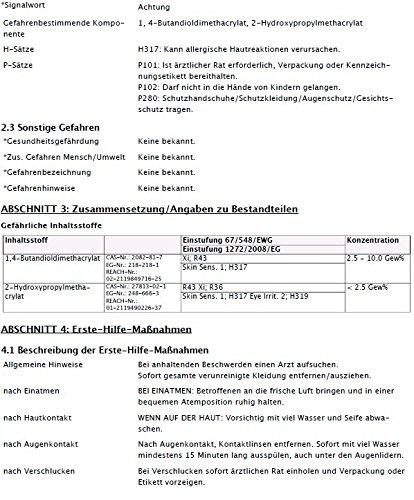Fischer FIS HB 345S-Kunstharz Fis HB 345-s