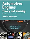 Prepare tomorrow's automotive professionals for success.      Automotive Engines: Theory and Servicing, 9/e, covers the practical skills that students must master to be successful in the industry. From shop safety and environmental and hazard...