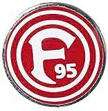 Pin Fortuna Düsseldorf Logo - 1.5 x 1.5 cm + gratis Aufkleber, Flaggenfritze®