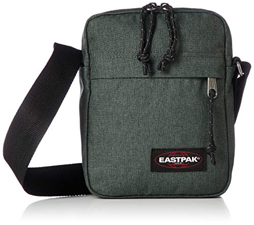 Eastpak THE ONE Borsa Messenger 21 centimeters 2.5 Verde (Crafty Moss)