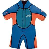 Yello da Ragazzo Puffer Infant Shorty UPF 50Plus Muta, Ragazzi, Puffer Infant Shorty UPF 50 Plus, Blue, 3 Anni
