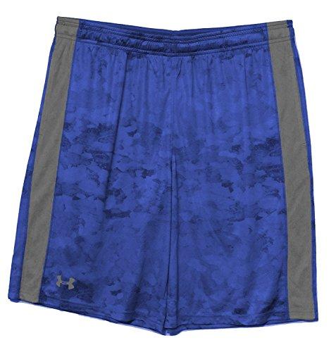Under Armour Herren Raid 25,4cm Shorts CAMO BLUE