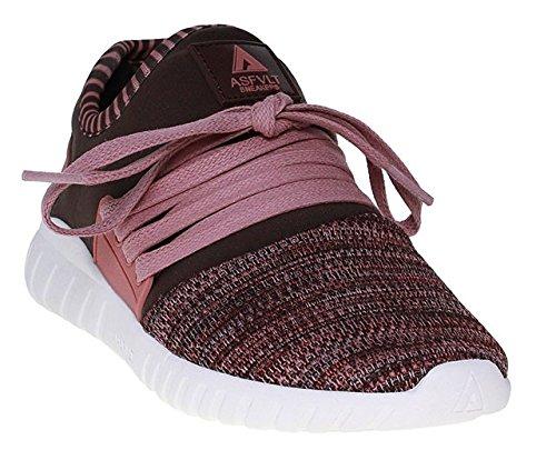 Asfvlt, Sneaker donna rosa Pink, rosa (Rosa), 39 EU