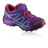 Salomon Speedcross CSWP Kids Trail Shoes - AW17