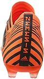 Adidas Herren Nemeziz 17.2 Fg Fußballschuhe, Mehrfarbig (Solar Orange/Core Black/Solar Red), 46 EU - 2