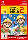 Super Mario Maker 2 + 12 Monate Switch Online Limited Edition | Nintendo Switch - Download Code