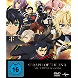 Seraph of the End: Battle in Nagoya Vol. 2 / (Ep. 13-24) Limited Premium Edition