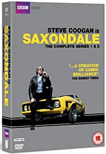 Saxondale - Complete Series 1 & 2 Box Set [DVD]