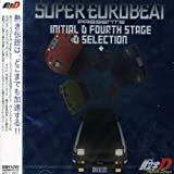Initial d 4th Stage - Super Eurobeat Presents