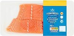 Morrisons Salmon Fillets 240G