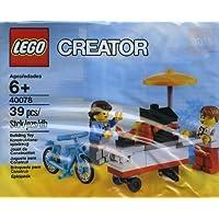 Lego Hot dog cart, 40078