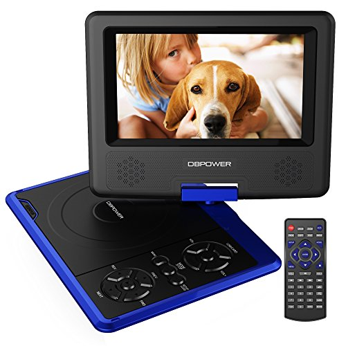 dbpower-75-portable-dvd-player-5-hour-rechargeable-battery-swivel-screen-supports-sd-card-and-usb-di