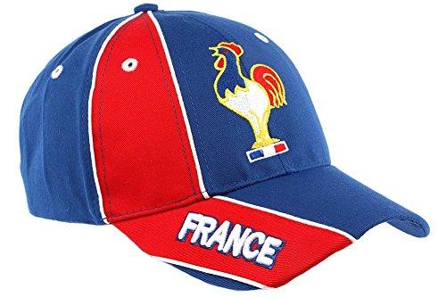 francia-gaulois-pais-gorra-para-hombre-y-mujer-azul-talla-unica