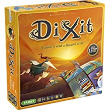 Asmodee Libellud 200706 Dixit - Juego de cartas ilustradas para contar historias