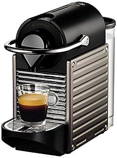 Nespresso Pixie - Machine à café automatique - Titane Électrique - Krups YY1201FD (B004H1UZHQ) | Amazon Products