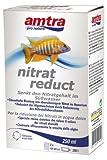 Amtra A3AM0272 IE072 Nitrat Reduct Wasseraufbereiter für Aquarien, 250 ml