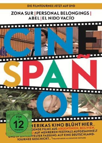 Cinespañol - Die lateinamerikanische Filmtournee [4 DVDs]