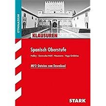 Klausuren Gymnasium - Spanisch Oberstufe