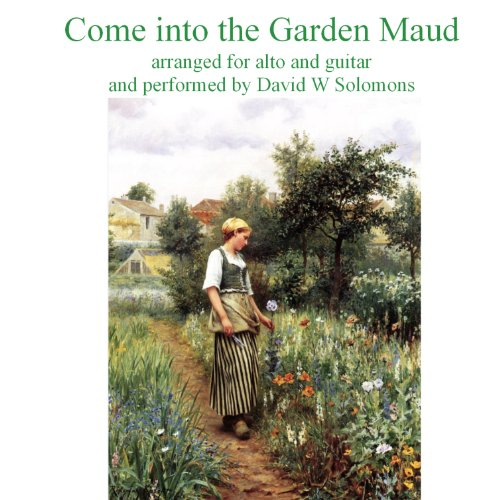Come Into The Garden Maud David Warin Solomons