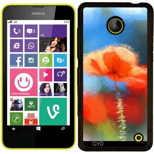 case-for-nokia-lumia-630-lovely-poppypainting-by-utart