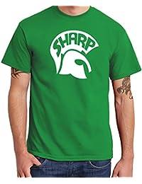 -- Sharp Skin - Helmet -- Boys Shirt