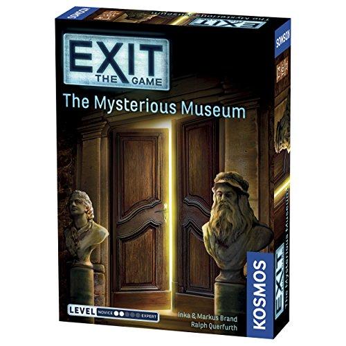 Thames & Kosmos Salida: el Misterioso Museo Multijugador Juego