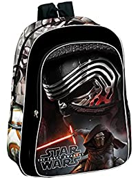 STAR WARS - Cartable école 37cm Star Wars Silver Mask