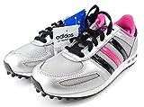 Adidas LA Trainer K Q33594 Unisex - Kinder Sneakers / Freizeitschuhe / Kinderschuhe Silber 35