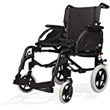 ACTION 2 NG FOLDABLE MANUAL ATTENDENT WHEELCHAIR