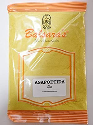 ASAFOETIDA HING HEENG INDIAN SPICE **FREE UK POST** HERB FOOD SEASONING 100g by falconsuperstore