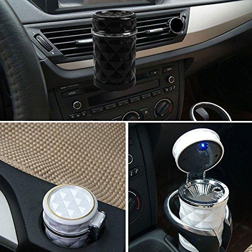 YSM-Car-Cigarette-Ashtray-Blue-LED-Cool-Light-Indicator-Travel-Auto-Cigarette-Odor-Remover-Smoke-DiffuserWhite