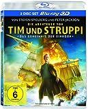 Die Abenteuer von Tim und Struppi - Das Geheimnis der Einhorn  (+ Blu-ray)