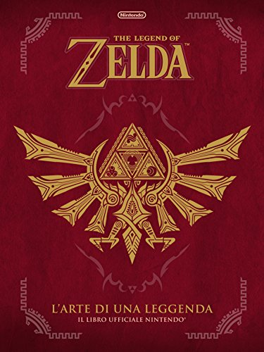 L'arte di una leggenda. The legend of Zelda