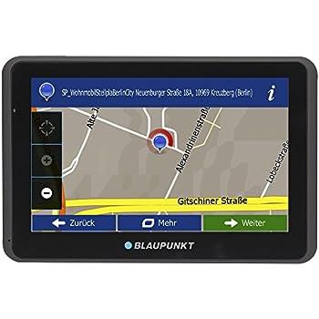 kapazitives in vero vetro touch di display a colori /Sistema di navigazione con supporto attivo Blaupunkt TravelPilot 65/Active EU LMU/