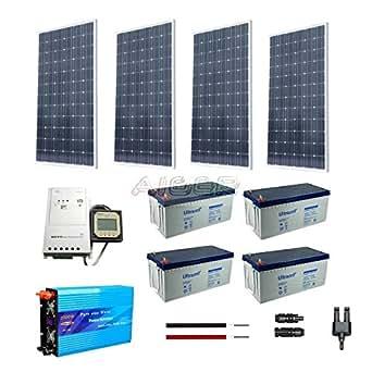 Kit solaire autonome 1KW 230V
