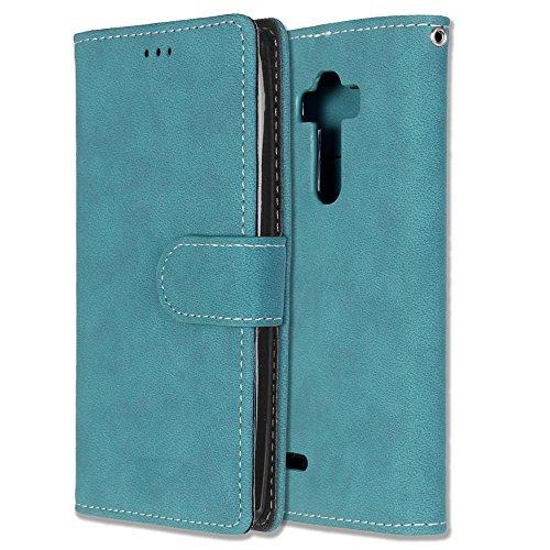 Wkae Case Cover Housse de protection en cuir pour iPhone 3G / 3G / 3GS ( Color : 8 , Size : LG G4 H811 H810 LS991 ) 7
