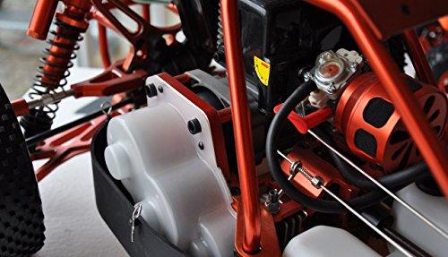 RC Auto kaufen Buggy Bild 5: Amewi 22255 Pitbull 1:5, Vollmetall 2WD Fahrzeug, 30 cm*