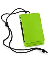 Pochette - Étui multifonction pour iPhone / Smartphone (Vert)