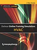 Delmar Online Training Simulation: HVAC Printed Access Code Card