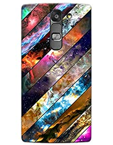 LG G4 MINI Cases & Covers - All Galaxies Case by myPhoneMate - Designer Printed Hard Matte Case - Protects from Scratch and Bumps & Drops.