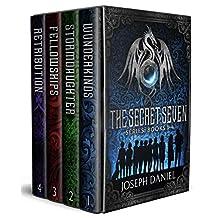 The Secret Seven Boxset Books 1-4 (English Edition)