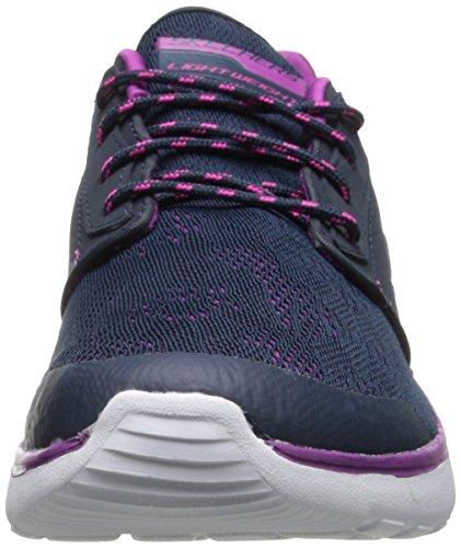Skechers Counterpart Damen Sneakers Blau (NVPR)