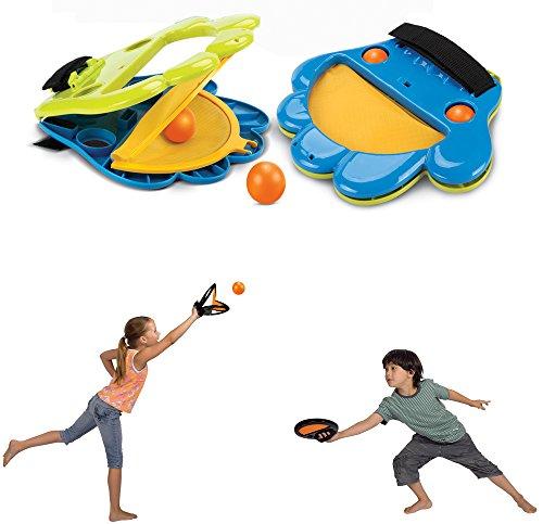 ⚾ Ballspiel für Kinder, Fangballspiel 2er Set ⚾ - 2