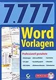 7.777 Word Vorlagen
