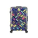 La valigia Qzny è semplice, elegante e leggera. Offrono spazio per tutti gli articoli e sono partner perfetti sulla strada. Allo stesso tempo, essere un regalo è anche una buona scelta.Spero che tu abbia un buon acquisto.Nome prodotto: valigiaMateria...