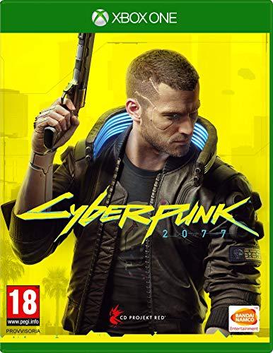 CYBERPUNK 2077 D1 Edition + STEELBOOK [Esclusiva Amazon.it] - Day-one Limited - Xbox One