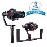 FeiyuTech A20003ejes estabilizador para DSLR/cámaras sin espejo soporte de 3ejes Gimbal Estabilizador fotografía para Sony A7Serie para Panasonic GH4, GH5para Canon 5d y otros cámaras, con funda de transporte