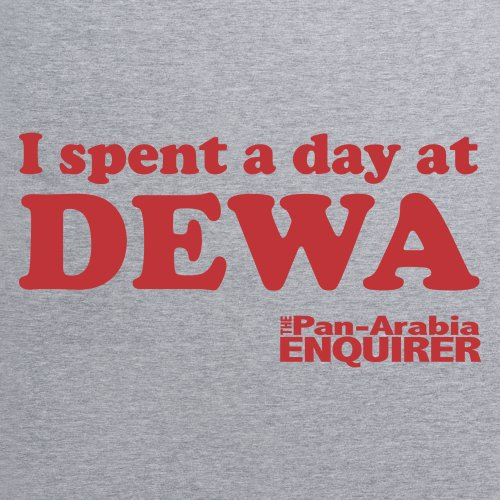 DEWA T-Shirt, Damen Grau Meliert