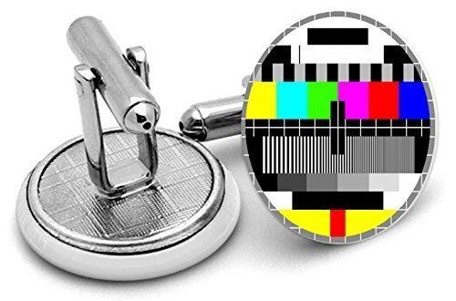 TEST DE TV CARTE manchette maillons avec pochette velours